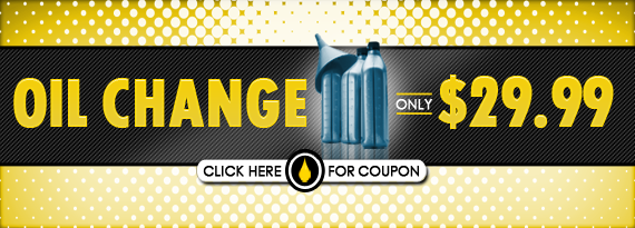 Oil Change Coupon in Bloomer, WI